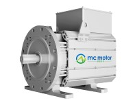 Motors 75kw-150kw-5000-8000RPM-Air-cooling